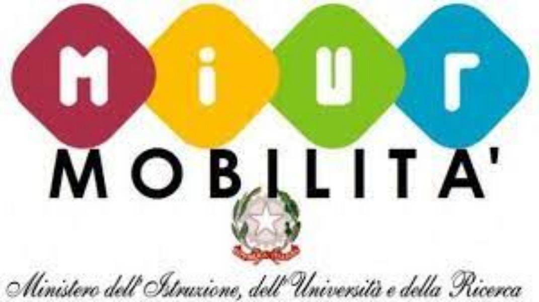 MOBILITA' PERSONALE SCUOLA A.S. 2021/2021